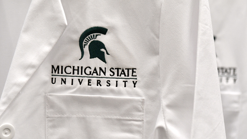 Livestream cover image for MSU College of Human Medicine Matriculation and White Coat Ceremony