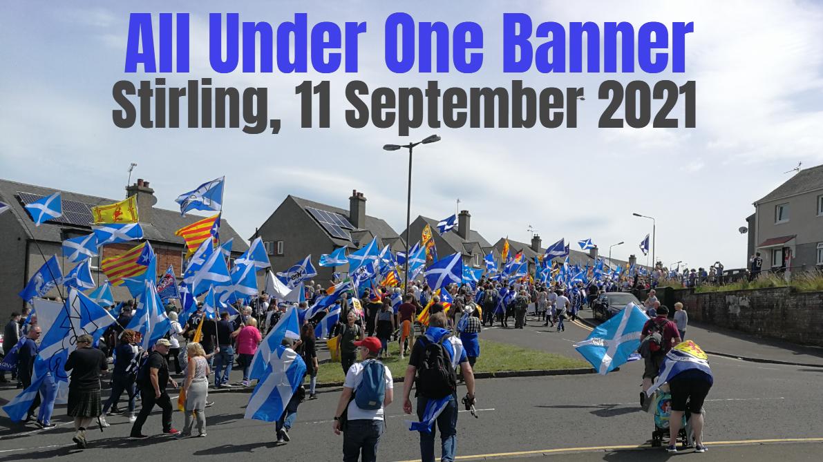All Under One Banner, Stirling