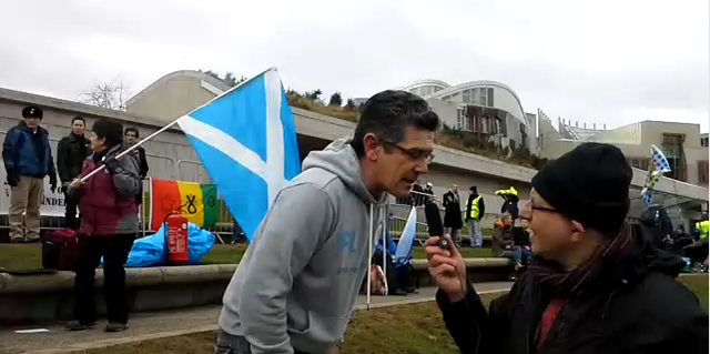 Clan Alba Rally 4 Independence