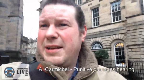 Carmichael - Punitive Damages hearing