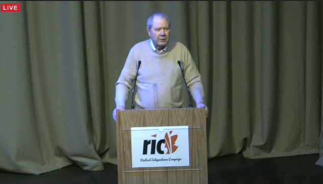 Radical Independence Campaign (RIC) Conference