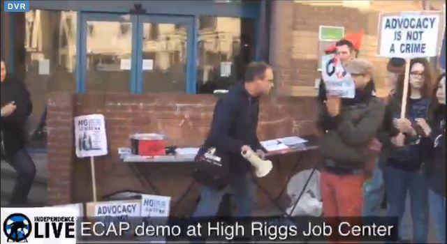 ECAP HIGH RIGGS JOB CENTRE Demo