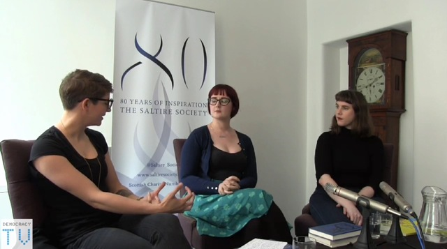 In conversation with Helen McClory and Kirsty Logan