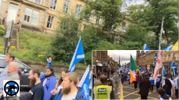 March for Independence - All Under One Banner