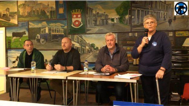 YES Blantyre Public Meeting