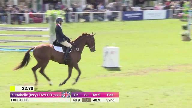 Chatsworth House 2017 Show Jumping