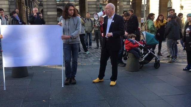Edinburgh demo