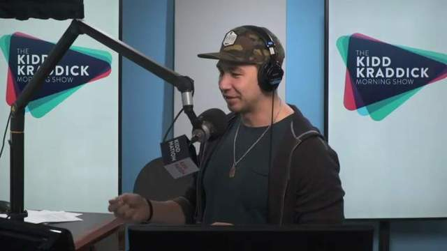 Kidd Kraddick Morning Show on Livestream