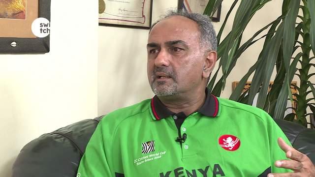 E08: Aasif Karim - Kenyan cricket star
