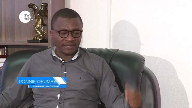Ronald Osumba, Chairman - Youth Enterprise Development Fund