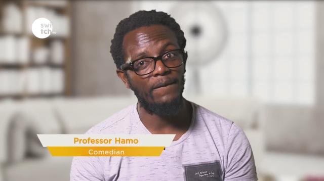Professor Hamo