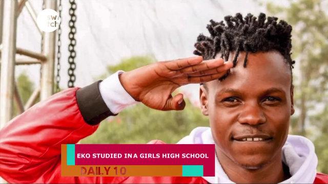 Eko Dydda's interesting high school reveal