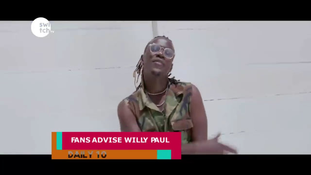 Fans: Willy Paul should only focus on Gospel Music