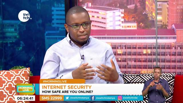How do we secure ourselves online?