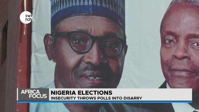 Elections polls in disarray - Nigeria