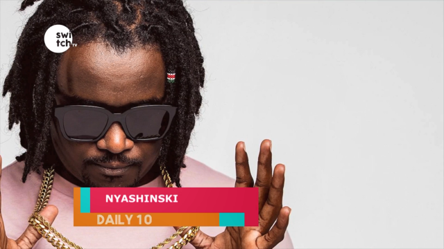 All about Nyashinski and how he grew into music