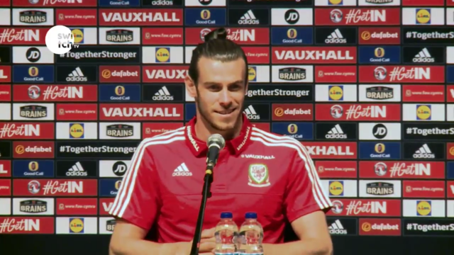 Gareth Bale is a Champion in the Football field