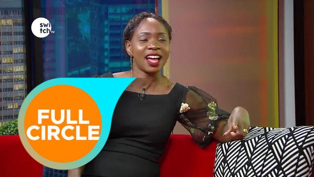 Evelyn Wanjiru on how to celebrate life