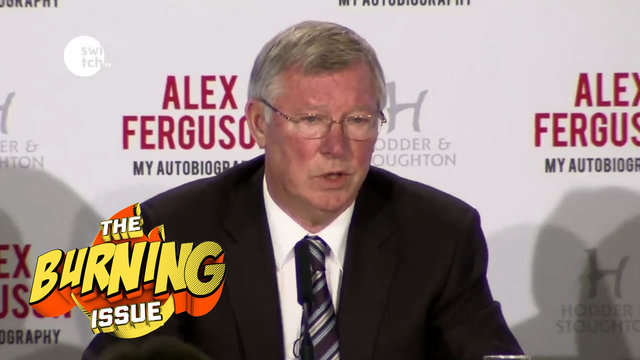 EP37 - Sir Alex most famous feuds