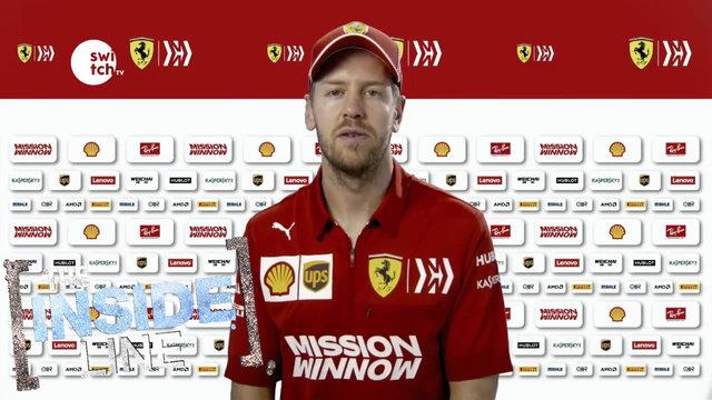Vettel - High hopes this year, 2019