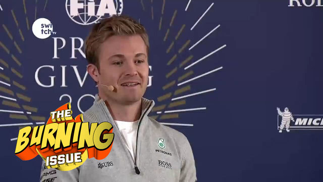 EP40 - N Rosberg(F1): I have ended my career