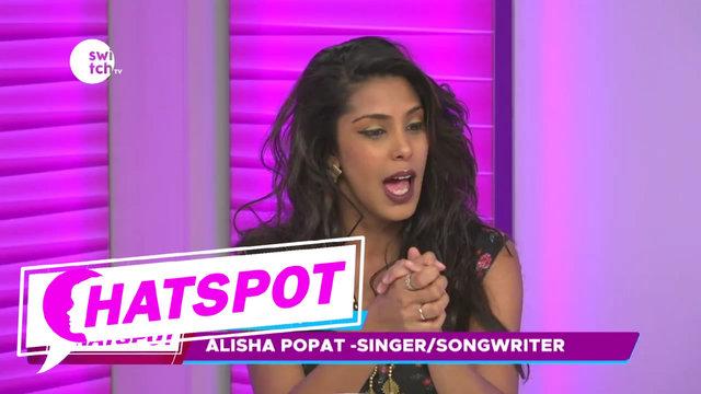 Alisha Popat - Music is my language