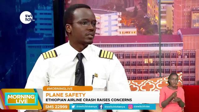 Ethopian airline crash raises concern