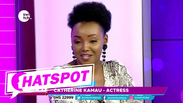 Catherine Kamau - Why I left Mother in Law