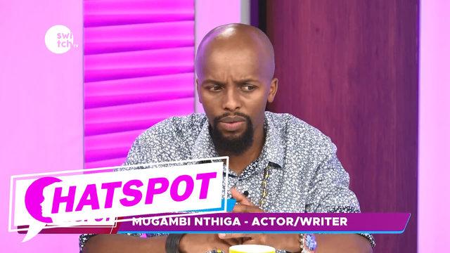 Mugambi Nthiga - What acting in US taught me