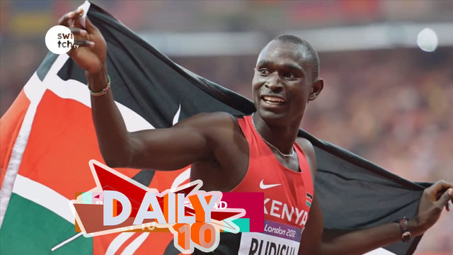 EP105 - David Rudisha loses his dad