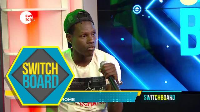Trap King Chrome - I didn't know that Naiboi is Kenyan
