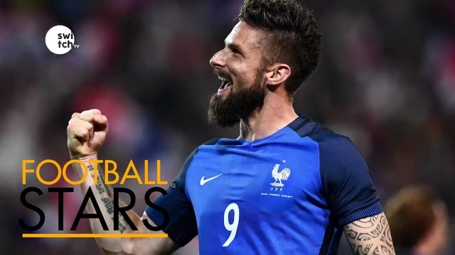 Football Stars: EP23 - Olivier Giroud is a full package player