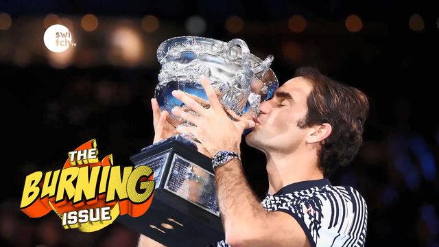 EP44 - Is it okay that Federer won the Australian open