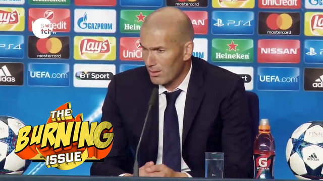 The Burning Issue: EP45 - Is Zidane the coolest manager alive?