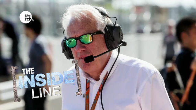 EP26 - Charlie Whiting, F1's race director, dies aged 66