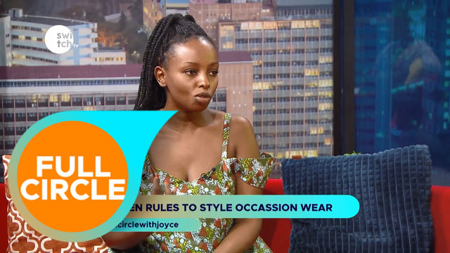 Full Circle: Golden rules to style occasional wear