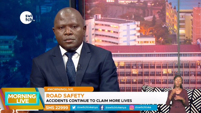 Morning Live: What should be the remedy for road accidents in Kenya