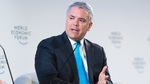 Future of the Amazon: Conversation with Iván Duque, President of Colombia